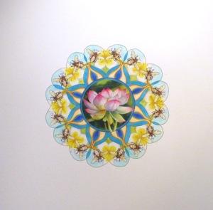 """Guidance Mandala"" in progress"