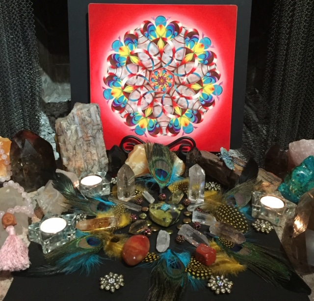 Liberation Altar